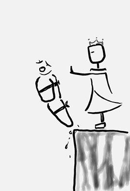 '목숨' 걸고 '헌법' 지키겠다는 그녀 '헌법'과 '목숨'으로 그린 글씨그림