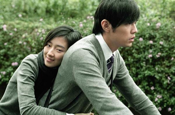 주걸륜(周杰倫) 감독의 대만 영화 '말할 수 없는 비밀'(2007) 한 장면.