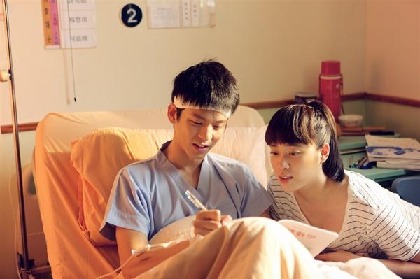 소설 '육롱가배관'(六弄???)을 각색한 대만 영화 '카페6'(At Cafe 6)의 한 장면.