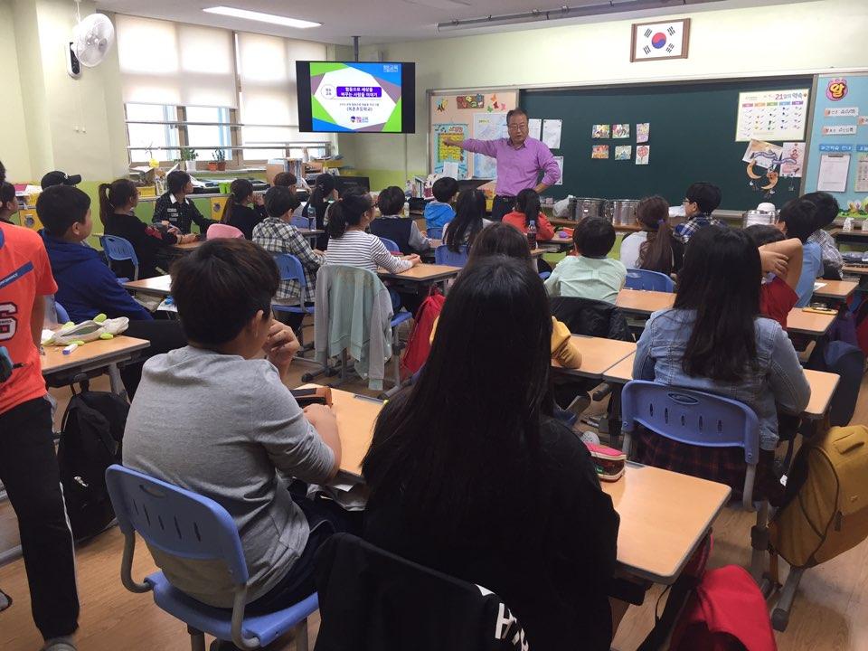 청소년 사회적경제 교육 교육협동조합 네트워크는 학교 현장에서 '청소년 사회적경제 교육'을 추진해 왔다.