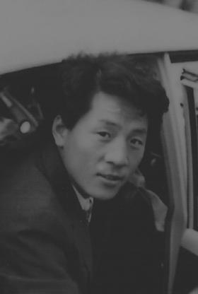 1961년 고1때 짝이었던 양철웅 친구의 마지막 모습(이 친구는 나의 장편소설 <제비꽃>의 주인공이다).
