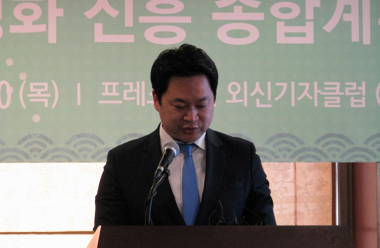문체부 감사에서 중징계 처분이 내려진 박환문 영진위 사무국장
