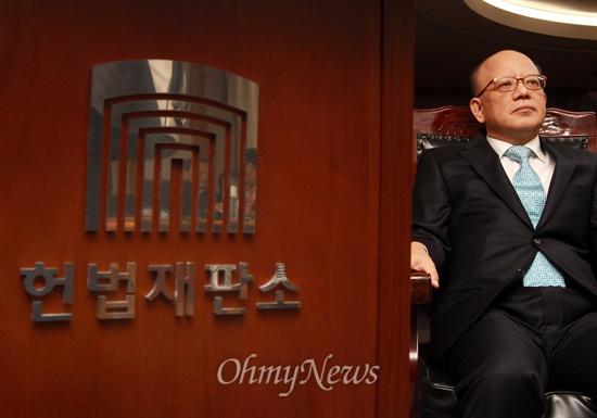 내년 1월 임기만료를 앞두고 있는 박한철 헌법재판소장의 정확한 임기가 논란이다.