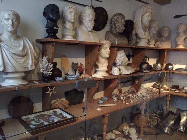 렘브란트의 집 박물관, 각종 소품들