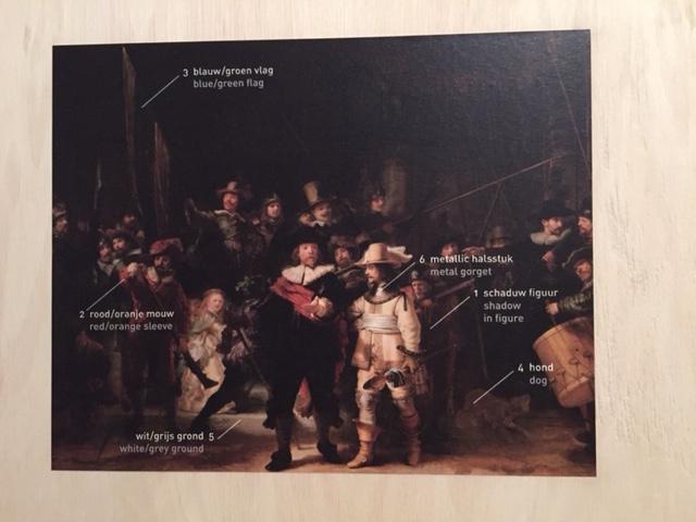 렘브란트의 집 박물관, 렘브란트 랩