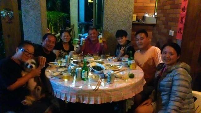 대만에서 만난 사람