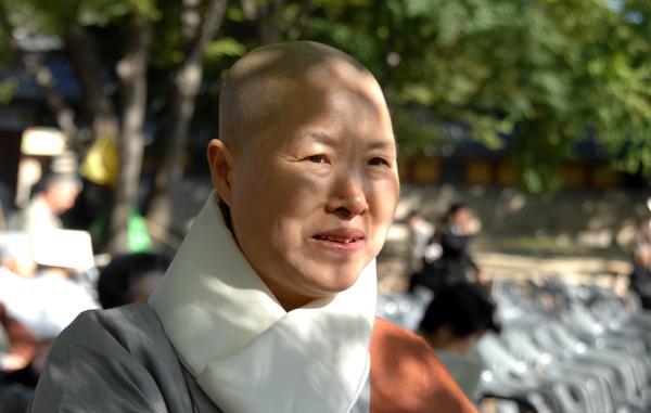 사찰음식의 대명사가 된 선재 스님