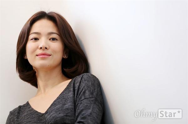 우리의 자존심이자 자부심인 배우 송혜교