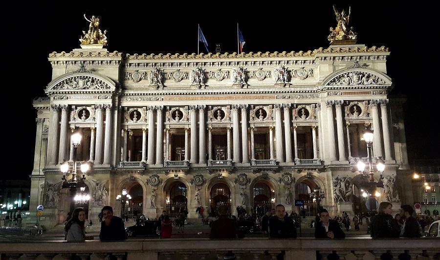 파리, 오페라 가르니에