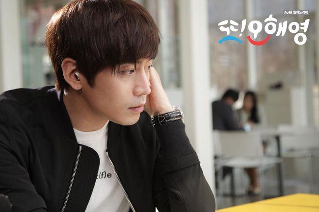 1세대 아이돌 그룹을 유지하면서 연기자로서도 성공한 에릭.