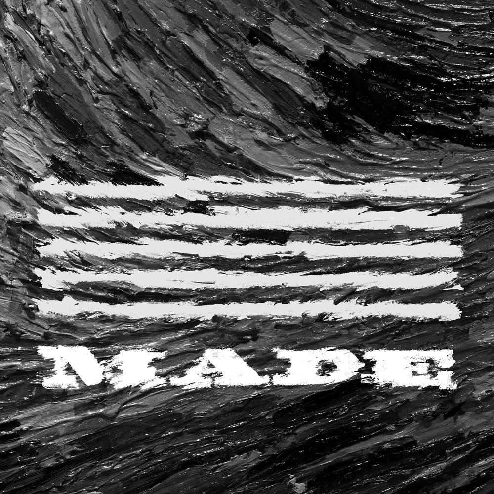 '에라 모르겠다'가 수록된 빅뱅의 정규 음반 <MADE> 재킷.