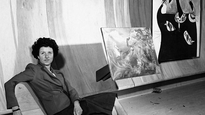 영화 <페기 구겐하임: 아트 애딕트>는 예술 중독자의 삶을 조명한 다큐멘터리이다.