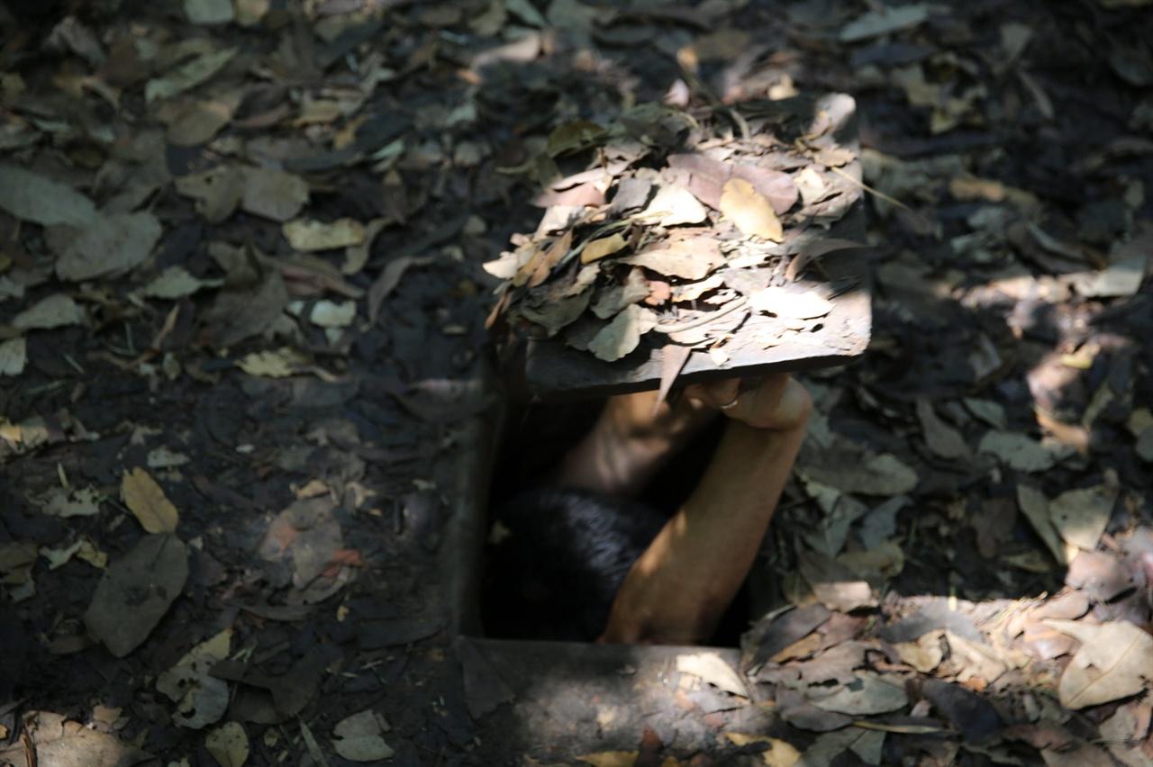 구찌터널 구찌터널의 굴
