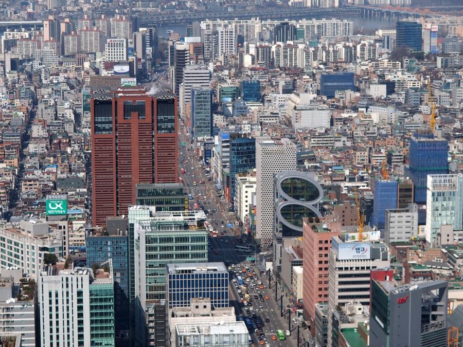 [비교] 2015년 강남대로