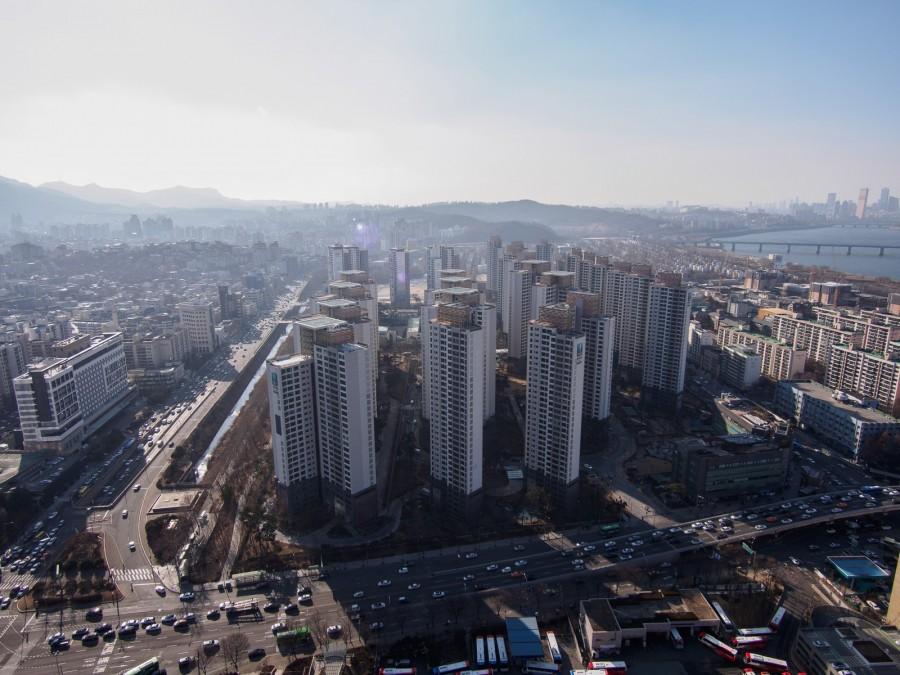 [비교] 2015년 반포래미안아파트