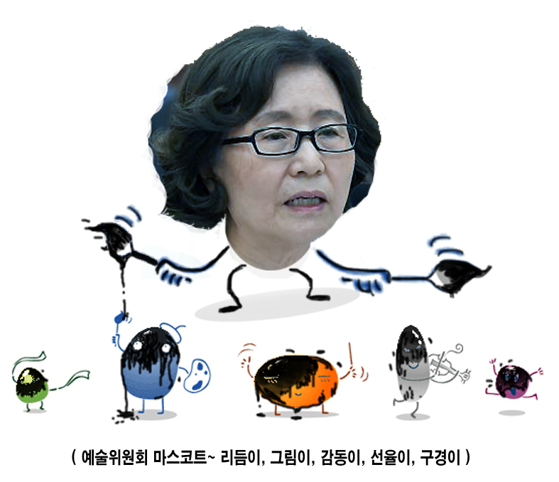 박명진 예술위원장 블랙리스트 부역자