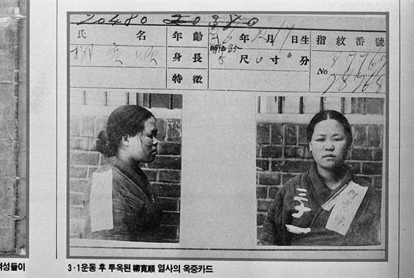 독립기념관. 유관순 투옥 일지  천안 목천 독립 기념관에서 유관순 투옥 일지를 공개했다. 1986.8.2