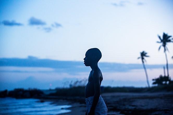 영화 제목 '문라이트'는 앨빈 맥 캐런의 각본 'In Moonlight Black Boys Look Blue'에서 따왔다.