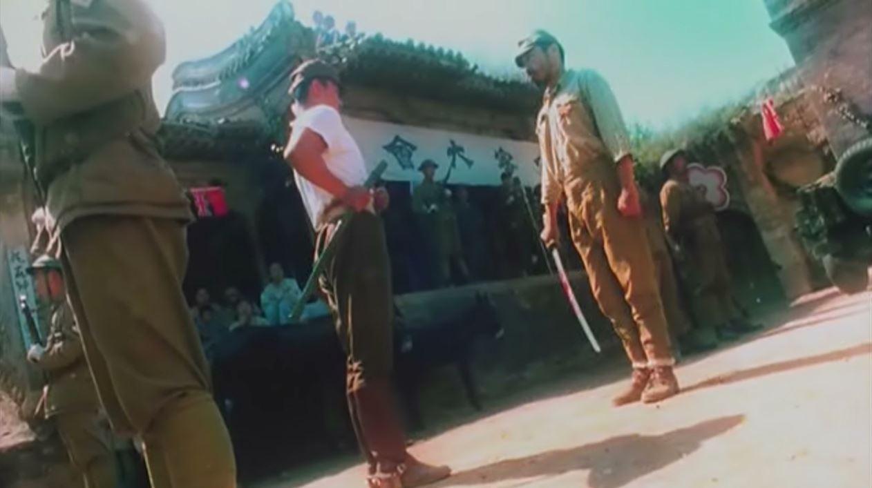 영화의 마지막 컬러 부분 참수 당한 마다산의 눈에 비친 장면으로, 선과 악의 전환, 삶과 죽음의 전환을 극적으로 보여준다.