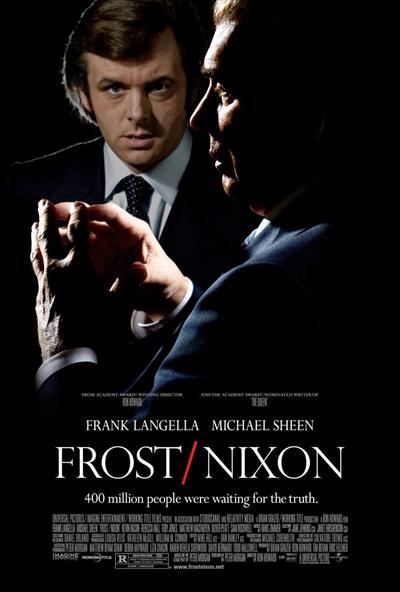 영화 <프로스터 vs 닉슨> 포스터