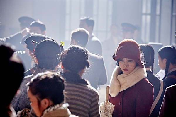 의열단원 연계순 영화 <밀정>에서 의열단의 단원인 연계순 역을 맡았던 한지민.