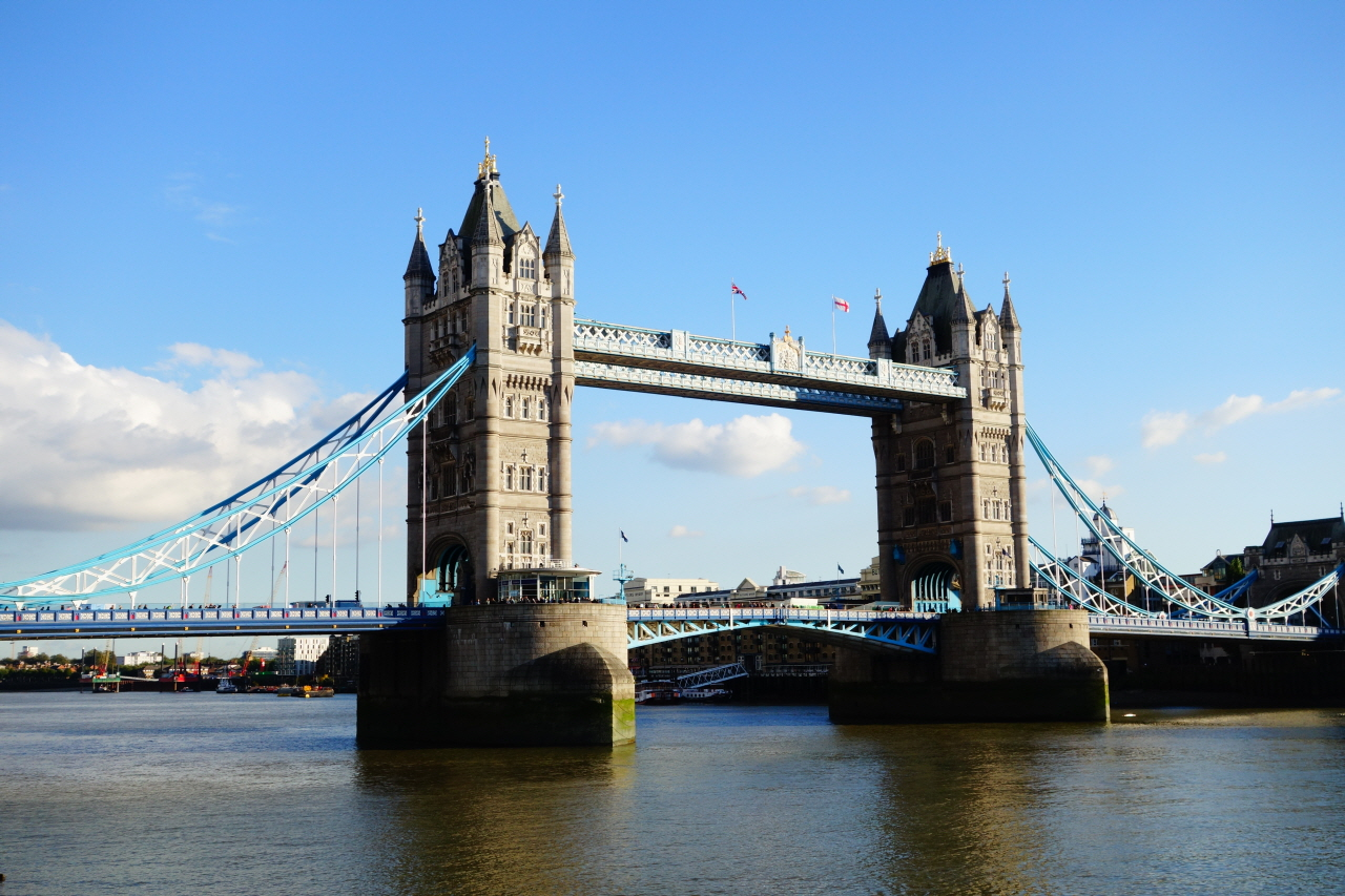 런던 브리지.