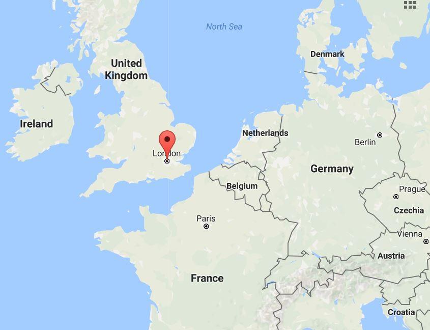 영국은 유럽 대륙 북서쪽의 섬 나라다.