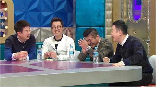 지난 8일 방영한 MBC <라디오스타> 한 장면