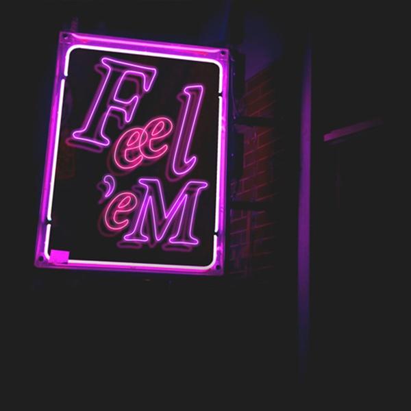 비투비의 새 음반 < Feel'eM > 표지.