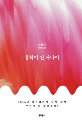 홍학이 된 사나이 책 표지