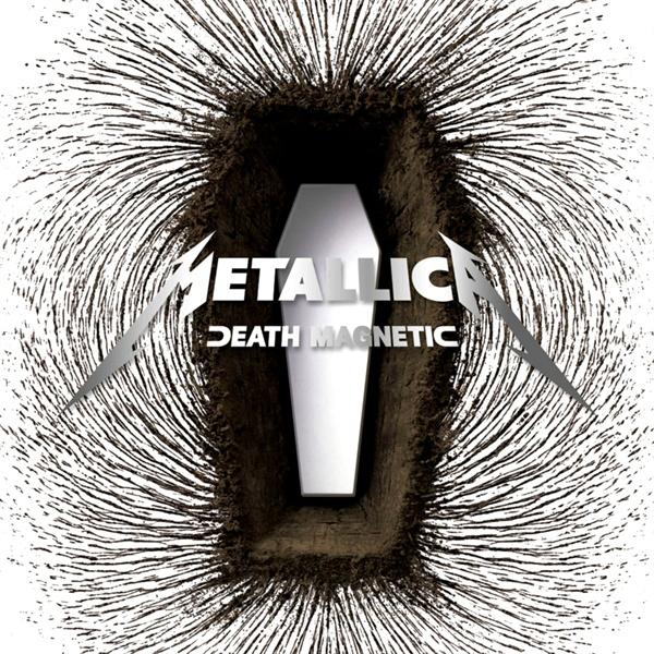 메탈리카의 2008년 음반 < Death Magnetic >. 지나치게 소리를 키운 탓에 골수팬들조차 비판할 만큼 좋은 평가를 받지 못했다.