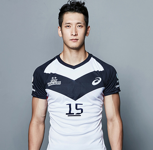 어느덧 한국 나이로 32세가 된 문성민은 여전히 매 시즌 성적을 끌어 올리고 있다.