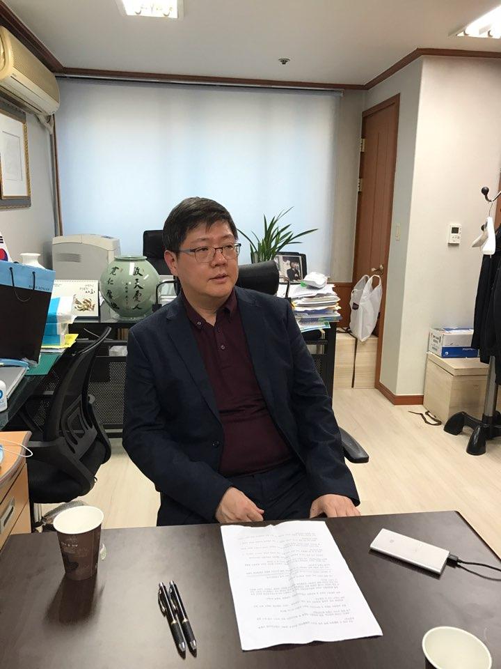 김홍걸 더불어 민주당 국민통합 위원장