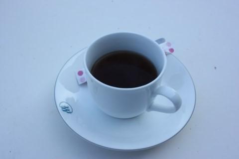 호텔에서 차 한잔 일본 쓰시마
