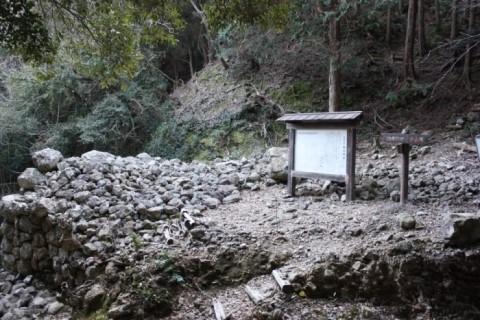 일본 쓰시마 가네다성