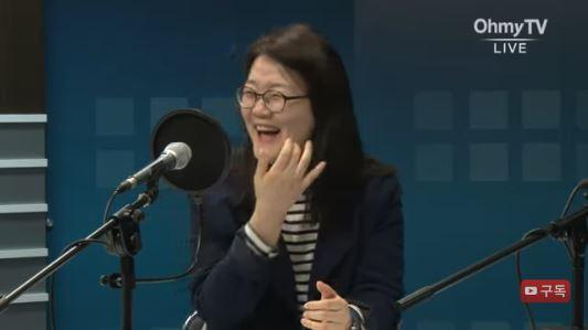 윤희숙 전 한국청년연대 공동대표