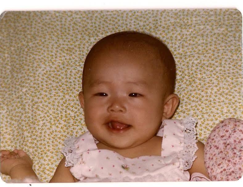 1984년 6월에 미국으로 입양된 이숙희씨