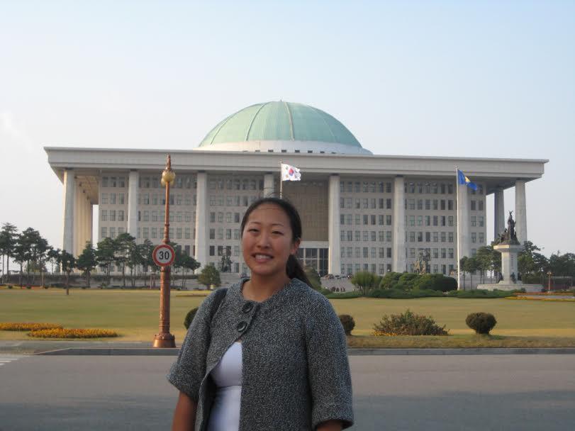 지난 2010년 한국을 방문한 이숙희씨