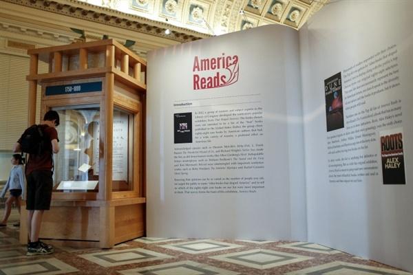 미국 의회도서관 공식 블로그에 공개된 내부 사진. 도서 뿐만 아니라 음악 관련 다양한 자료들도 기록물로 지정·보관한다.
