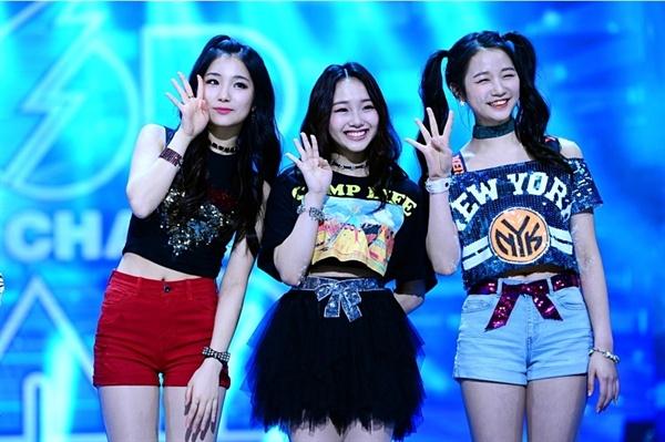 < K팝스타6 >의 준우승 주인공 '퀸즈'.