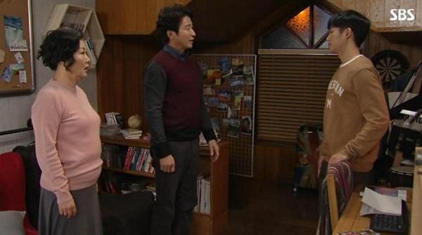 SBS 주말드라마 그래, 그런거야에서 세준(정해인 분)은 취포자로서 부모와 갈등을 겪고 있다