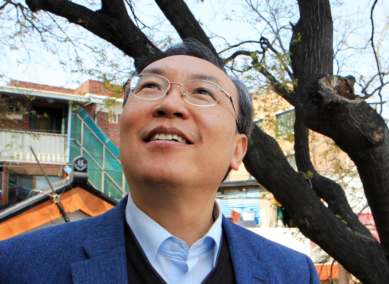 손원영 교수와의 인터뷰는 지난 7일 '돈암그리스도교회'에서 진행했다.