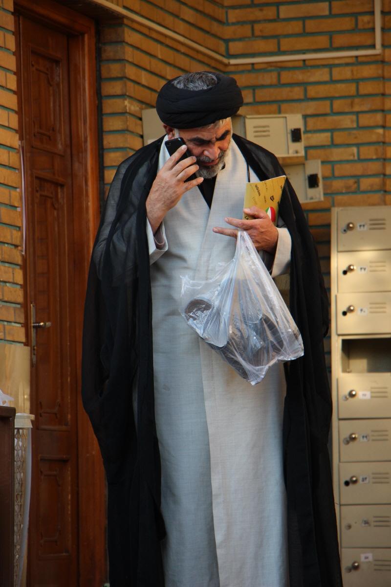 이슬람 성직자
