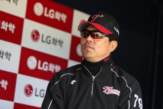 LG 양상문 감독