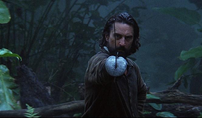 1986년 작 영화 <미션>에는 모욕죄의 기원이 등장한다.(사진은 영화 <미션> 중 한 장면)