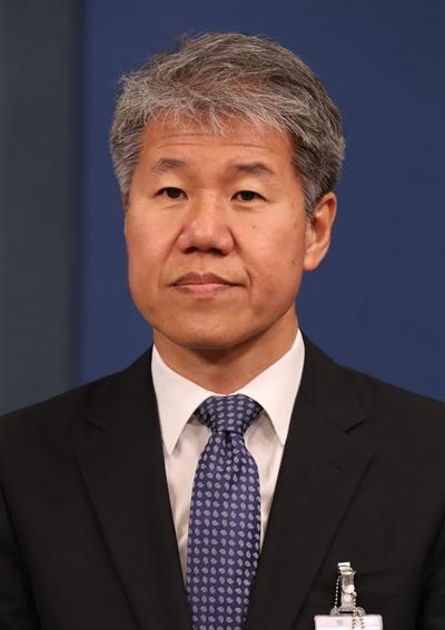 (서울=연합뉴스) 백승렬 기자 = 14일 임명된 김수현 청와대 사회수석