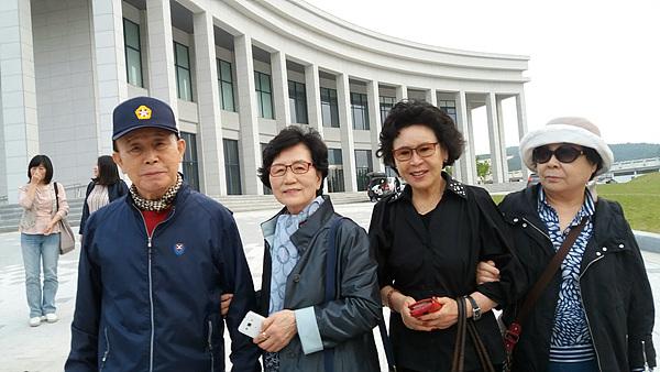 <소안의 노래> 인문학 콘서트에는 소안 항일운동 주역인 송내호씨 가족들이 참석했다.