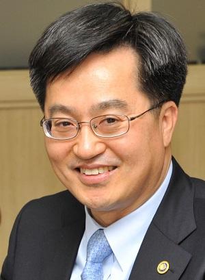 김동연 경제부총리 후보자