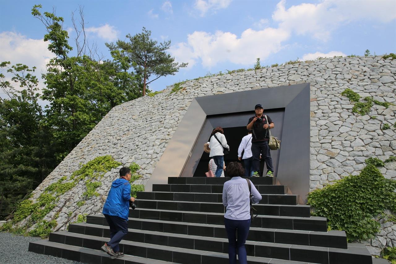 터렐의 계단 계단