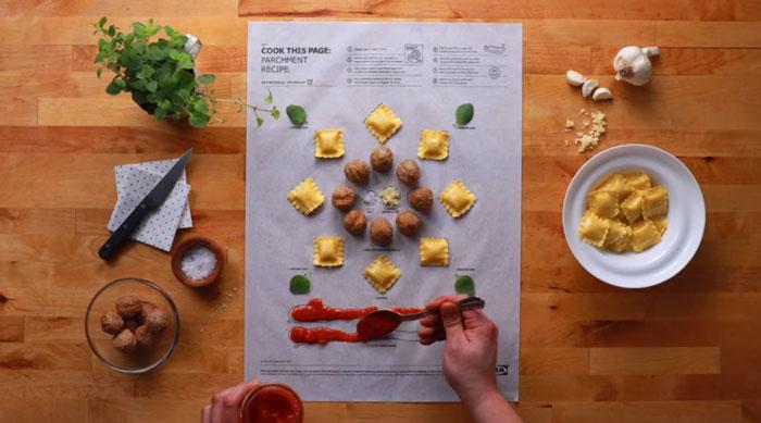 '이 페이지를 요리하세요'